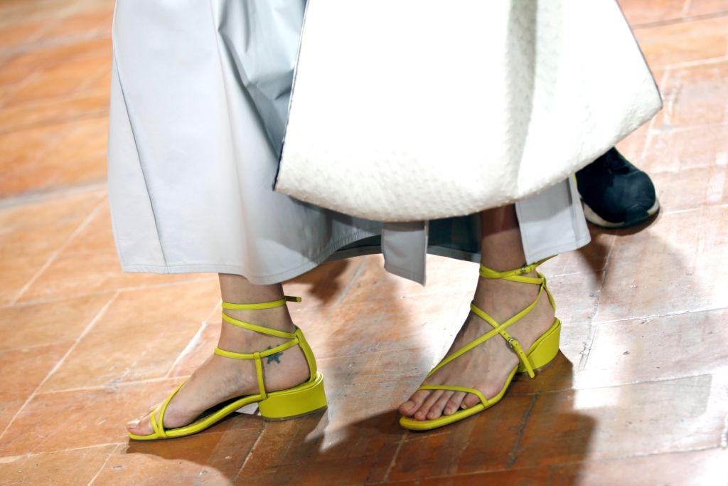 salvatore, ferragamo, spring, 2020, sandals