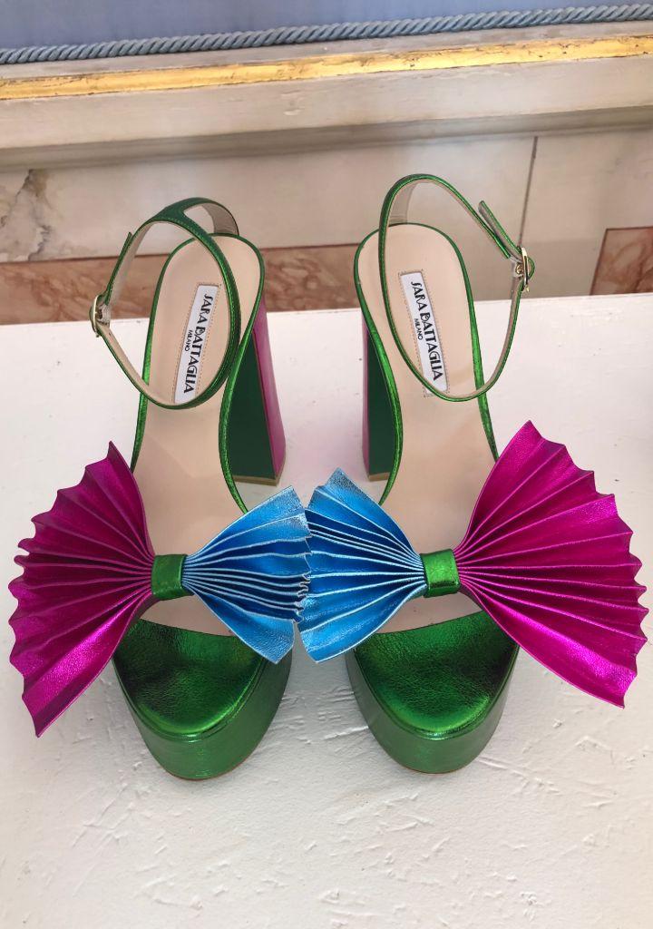 top, 10, shoes, milan, fashion, week, spring, 2020, sara, battaglia