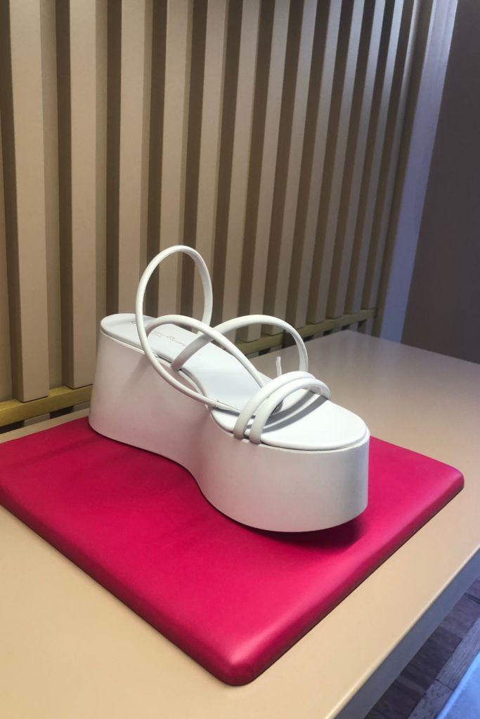 top, shoe, trends, milan, fashion, week, spring, '20