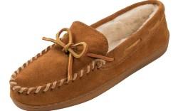 minnetonka, slippers, men