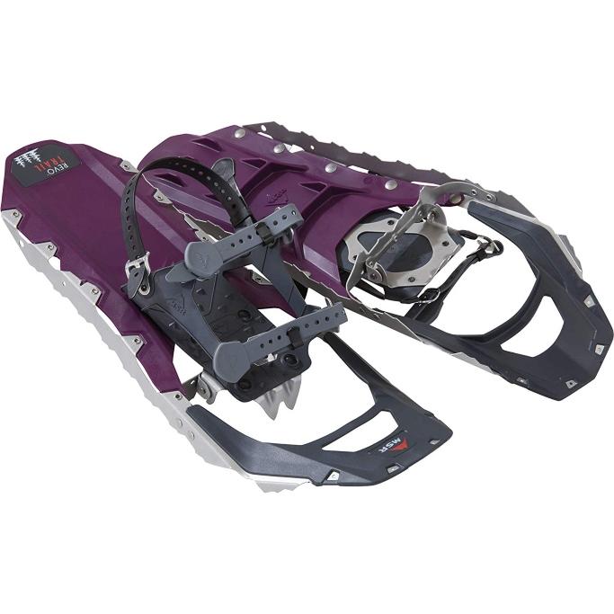 MSR women's revo trail hiking snowshoes