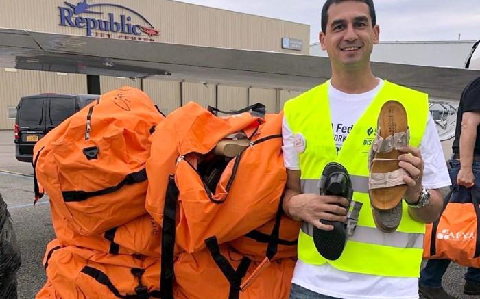 naot footwear, shoes, donations, hurricane dorian