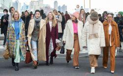 new, york, fashion, week, nyfw, crowds,