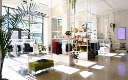 Inside Neighborhood Goods' store in Plano,