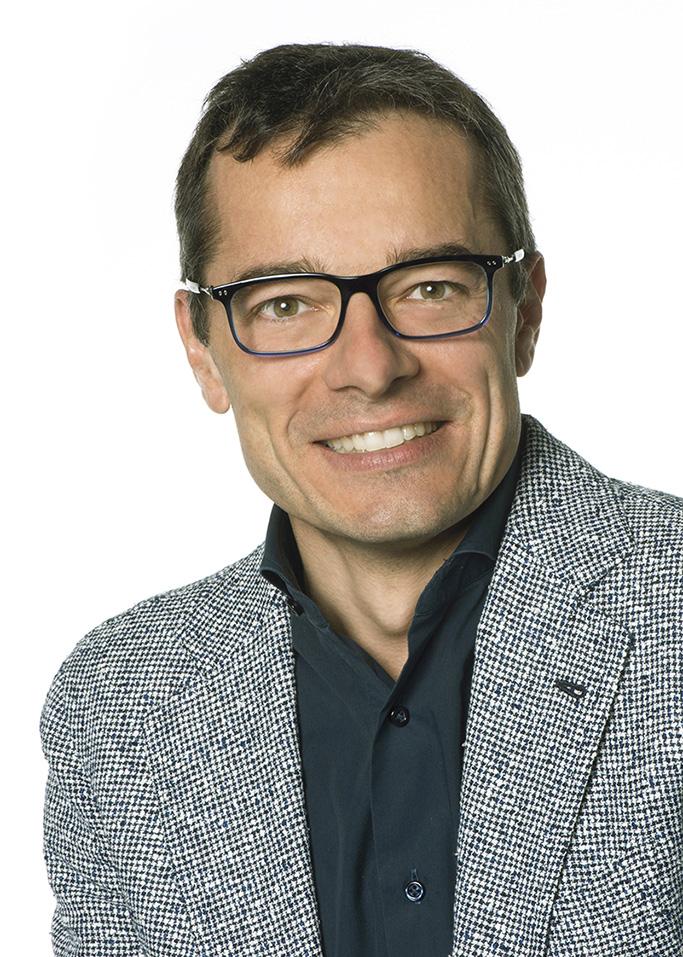 Yoox Net-a-Porter managing director Nicola Brandolese.