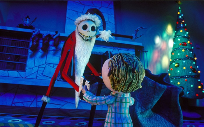 Editorial use only. No book cover usage.Mandatory Credit: Photo by Moviestore/Shutterstock (3435441f)The Nightmare Before ChristmasThe Nightmare Before Christmas - 1994