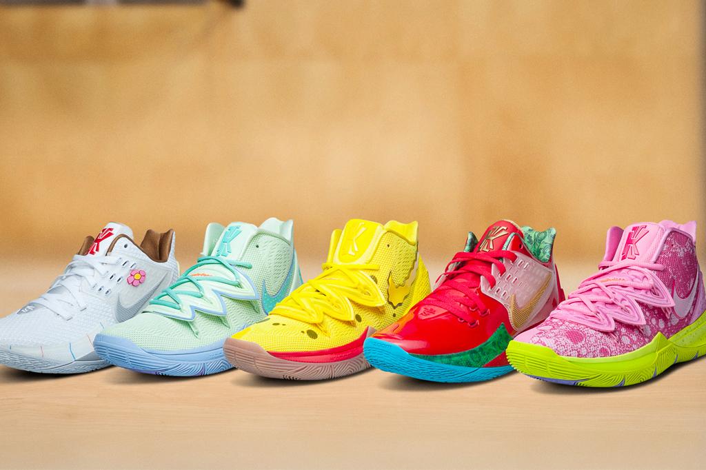 Nike SpongeBob SquarePants Sneakers