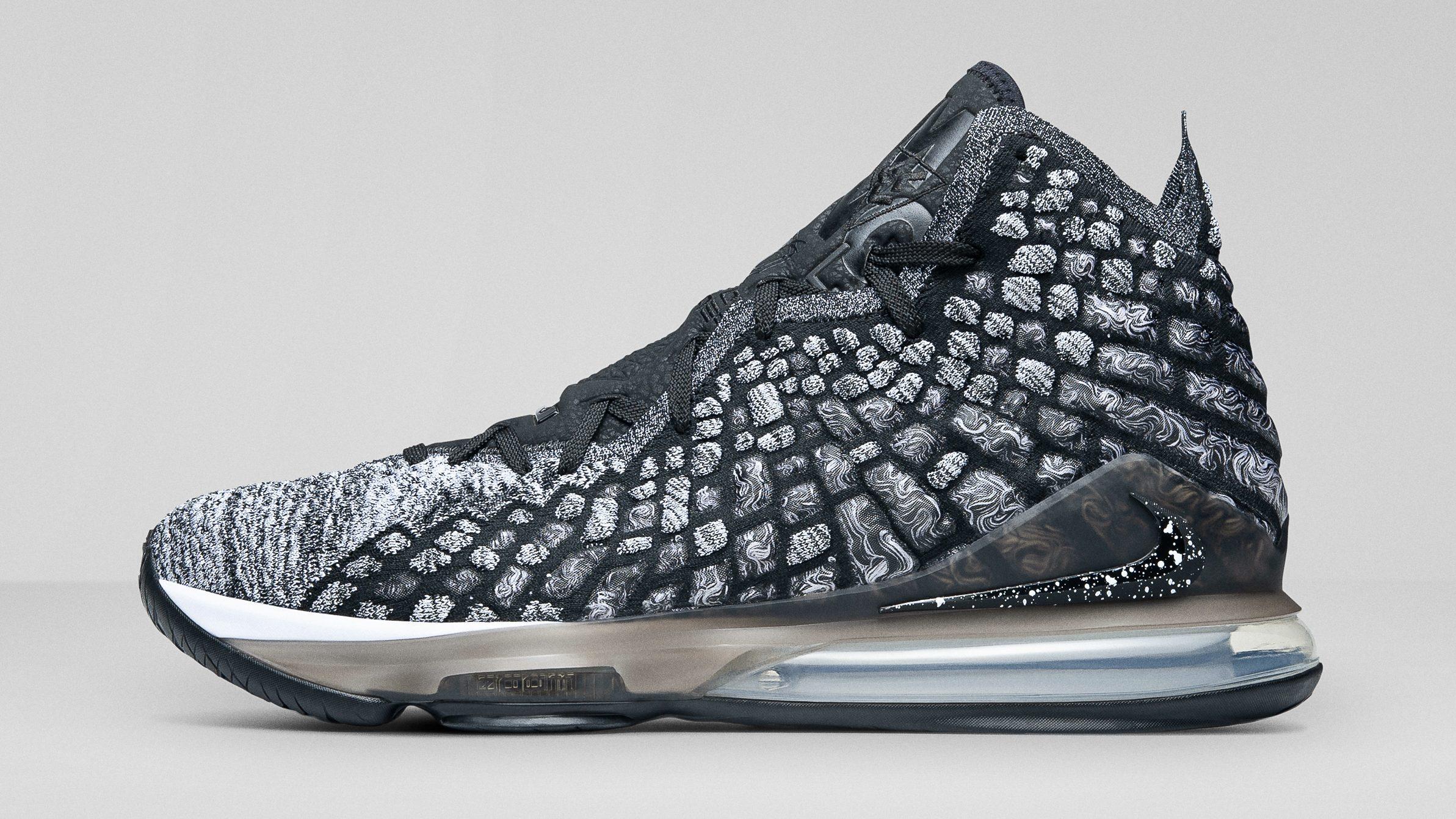 Nike LeBron 17 Release Date Info: How