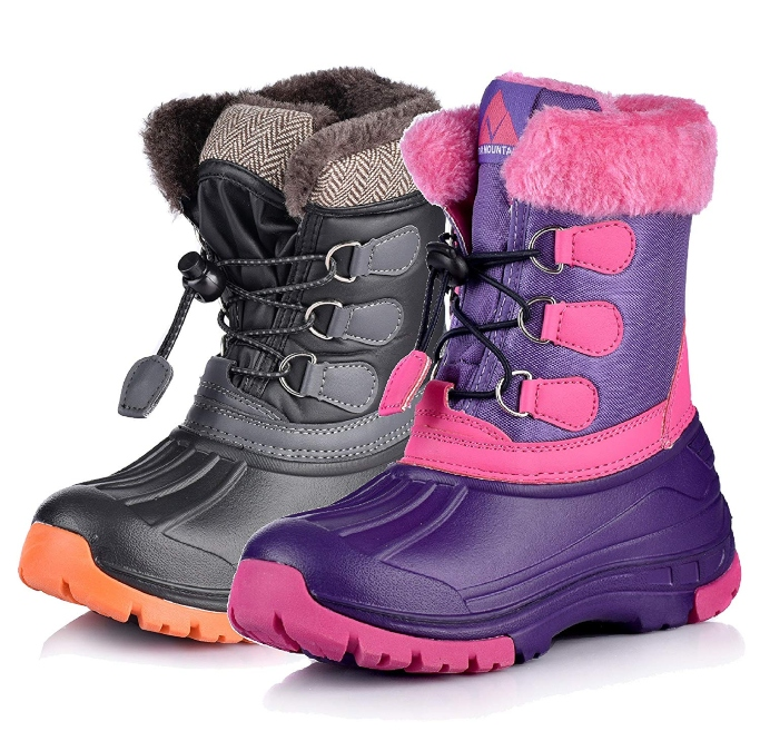 nova mountain winter snow boots