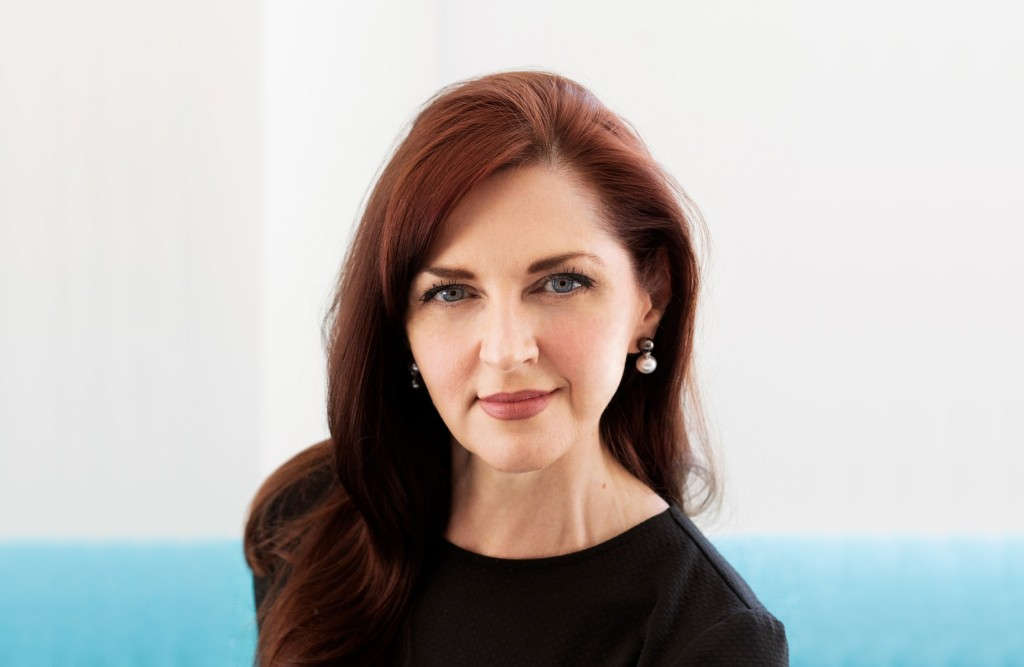 Walmart SVP and chief counsel of digital citizenship Nuala O'Connor
