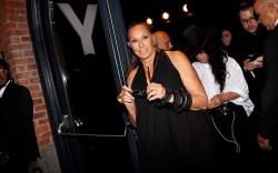 Donna KaranDKNY 30th birthday party, Inside,