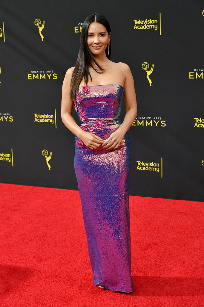 Olivia Munn71st Annual Primetime Creative Arts Emmy Awards, Day 2, Arrivals, Microsoft Theater, Los Angeles, USA - 15 Sep 2019