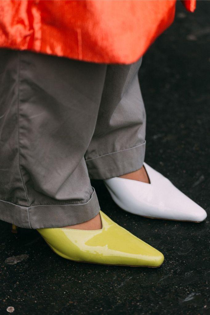 Kalda, pfw, spring 2020, paris fashion week, street style, streetstyle, trendy, shoes
