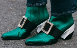 Roger Vivier, boots, pfw, spring 2020,