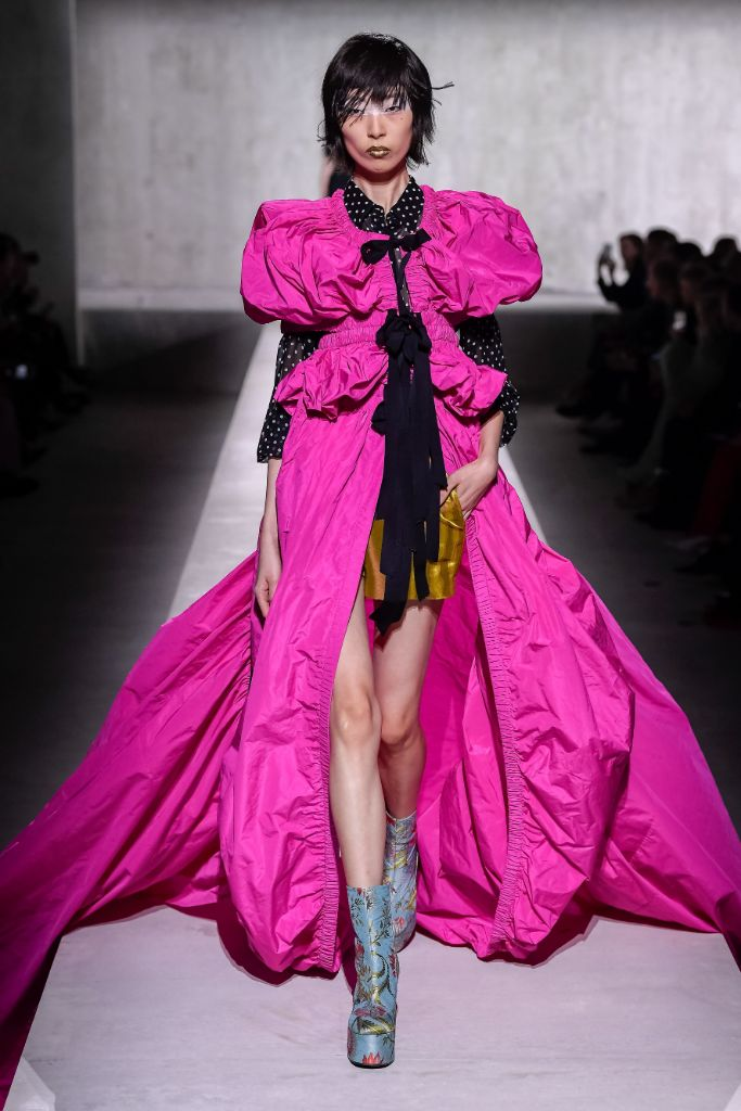 dries, van, noten, spring, 2020, christian, lacroix, hot, pink, color, trend