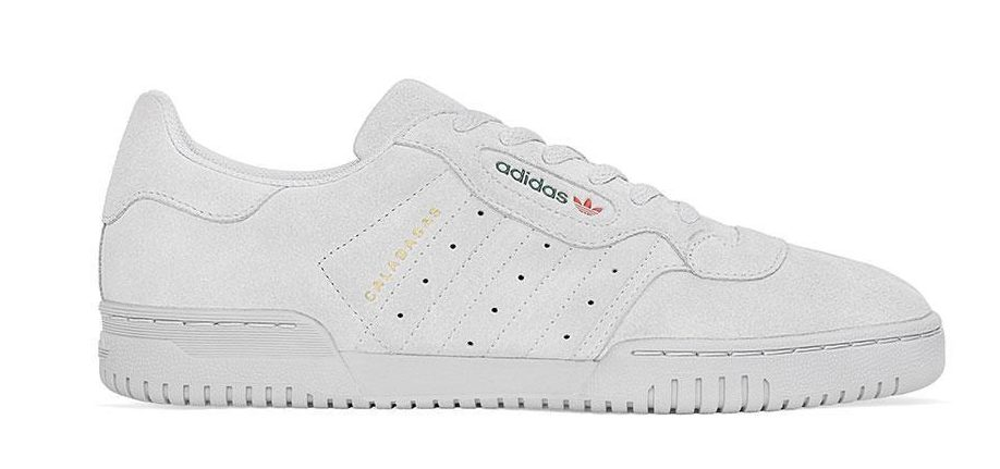 Adidas Yeezy Powerphase Quiet Grey