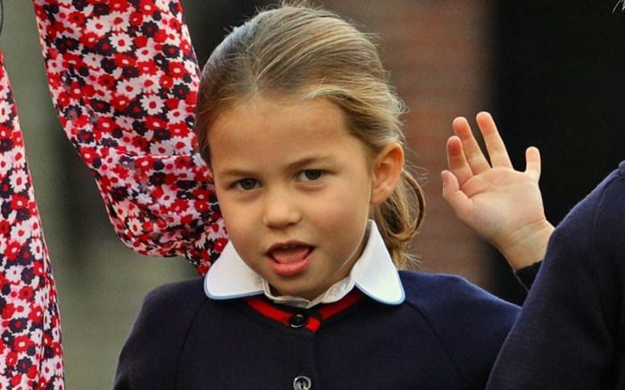 Princess Charlotte's first day at school, Thomas's Battersea, London, UK – 05 Sep 2019