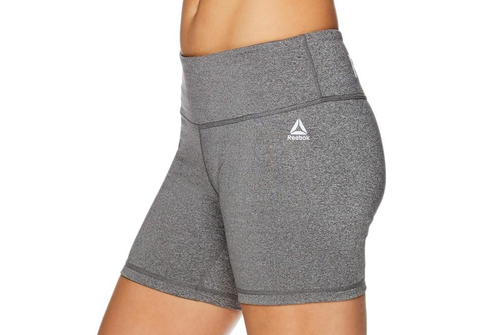 Reebok Women's Compression Running Shorts