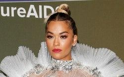 Rita Ora, amfar gala, Milan fashion