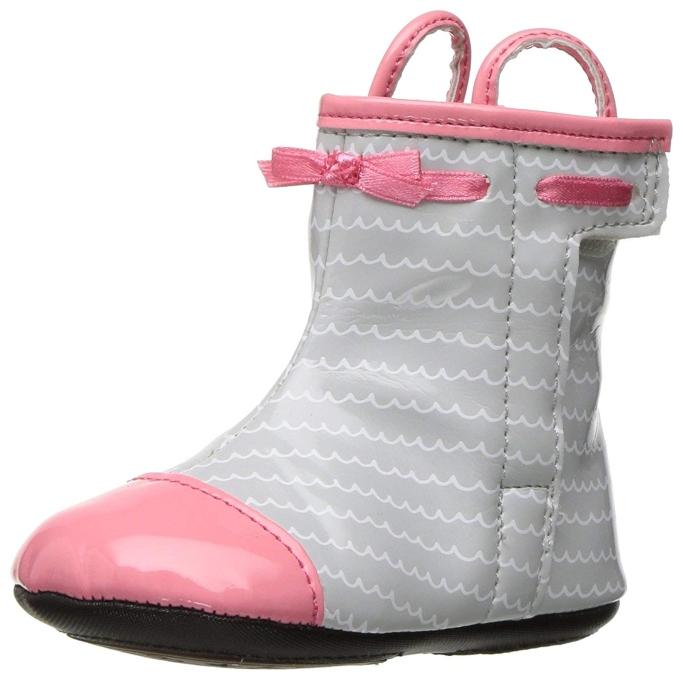 robeez baby infant girl rainboot