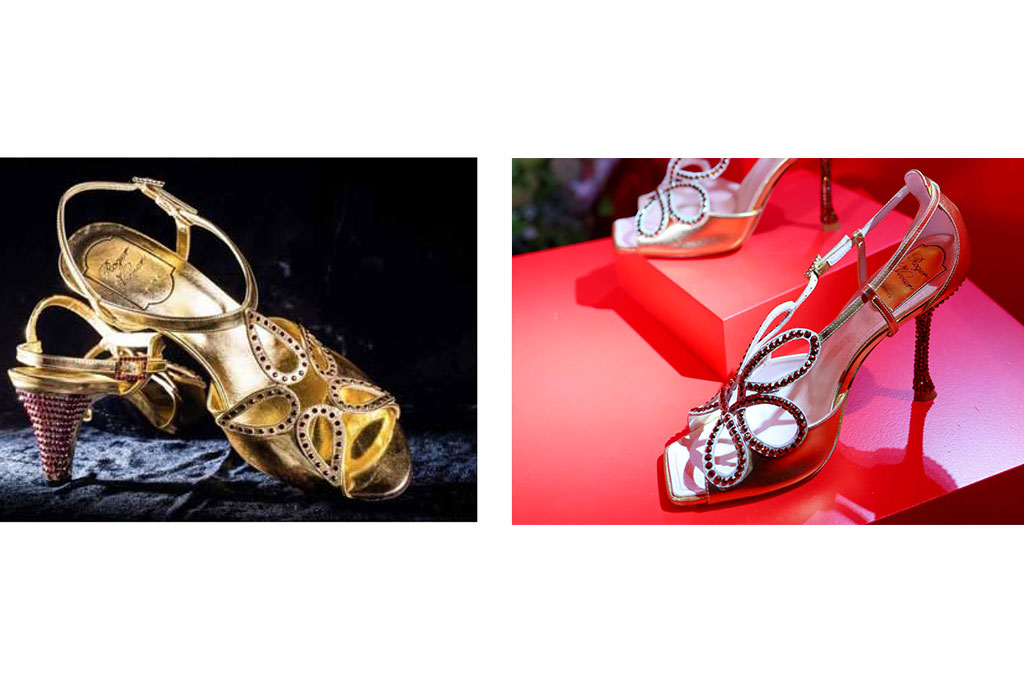 Roger Vivier Spring '20 Collection at