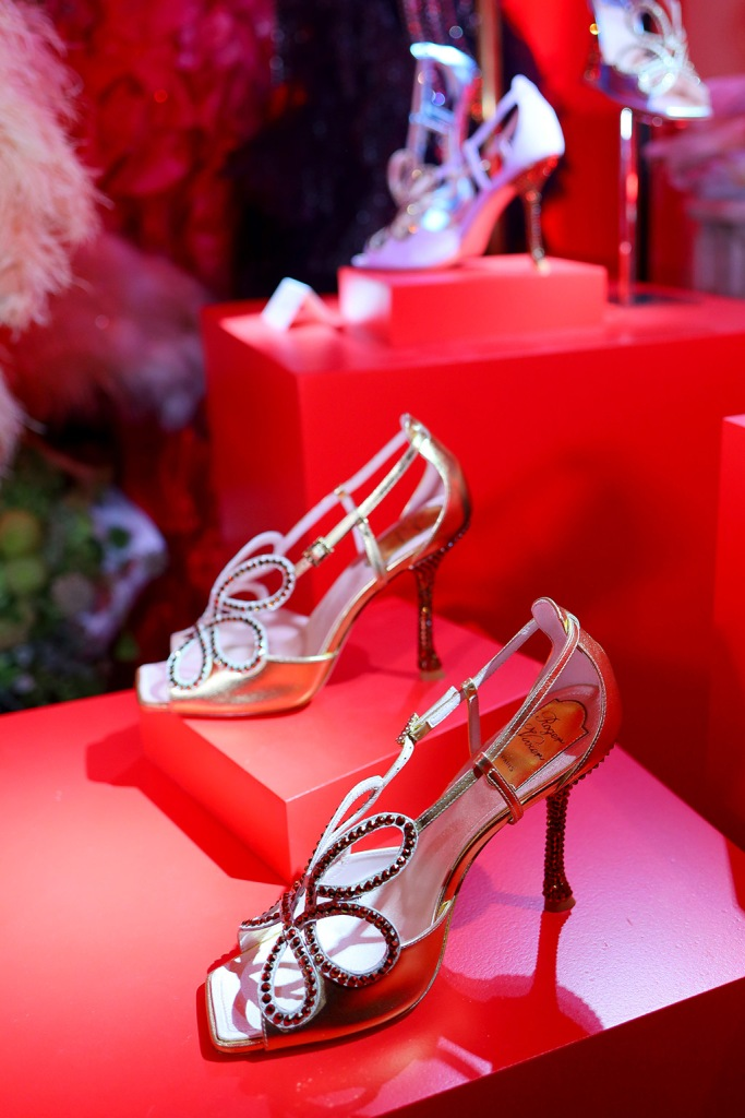 PARIS, FRANCE - SEPTEMBER 26: Atmosphere during the Roger Vivier Press Day at Hotel Vivier during Paris Fashion Week Womenswear Spring Summer 2020 on September 26, 2019 in Paris, France. (Photo by Victor Boyko/Getty Images For Roger Vivier)