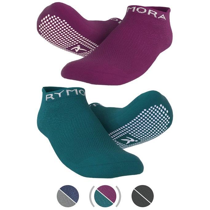 Rymora Grip Socks, best grip socks, sticky socks, yoga socks