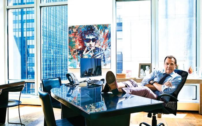 Sam Edelman - CEO Sam Edelman Shoes, Photographed in the Sam Edelman New York City showroom August 22nd 2019