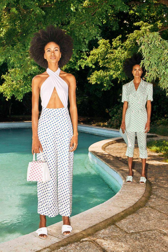 Sara Battaglia, Spring, Summer, 2020, collection