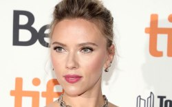 Scarlett Johansson,'Jojo Rabbit' premiere, Arrivals, Toronto
