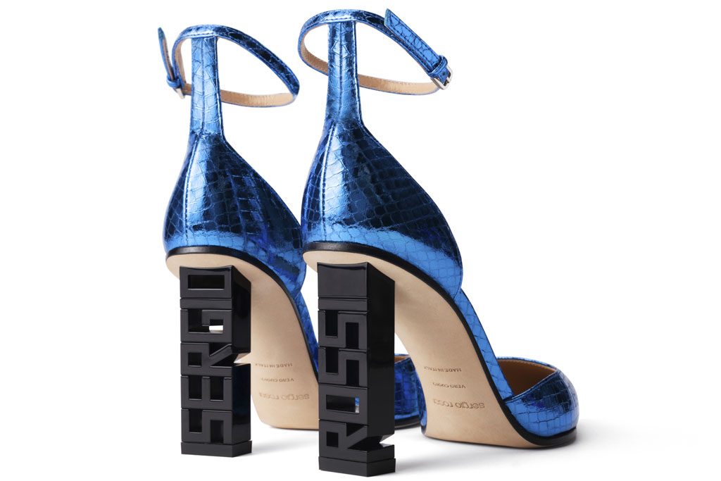 Sergio Rossi, super heel, spring 2020, sandals