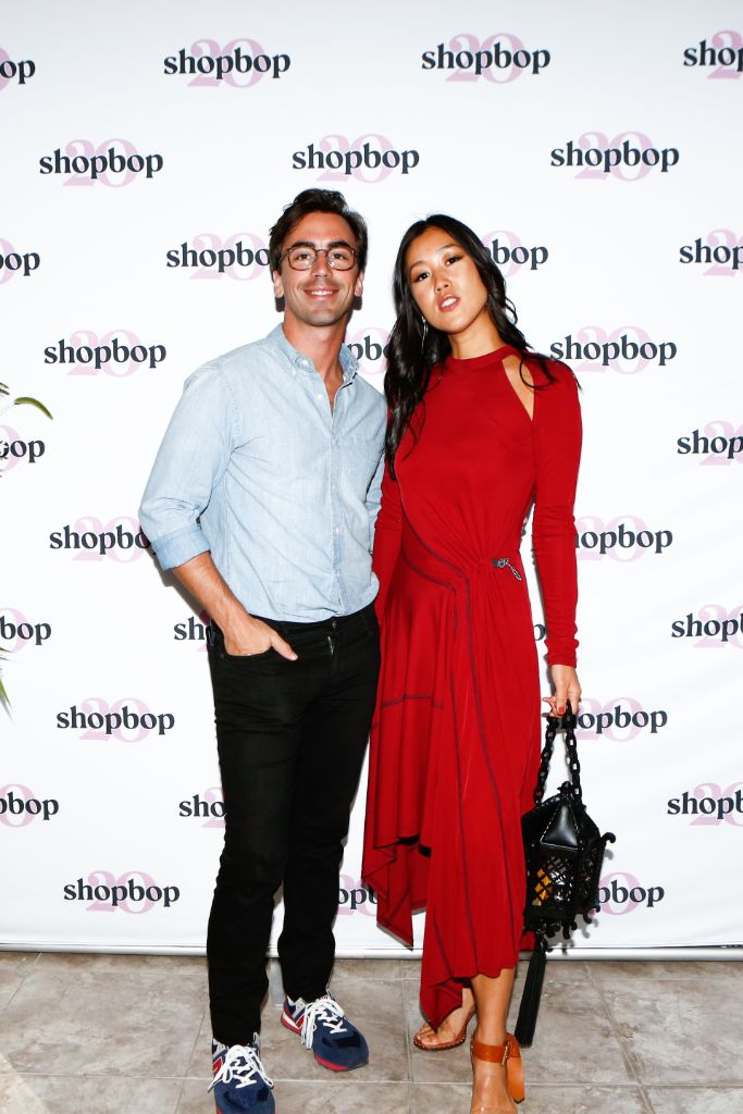 shopbop, 20th anniversary, party