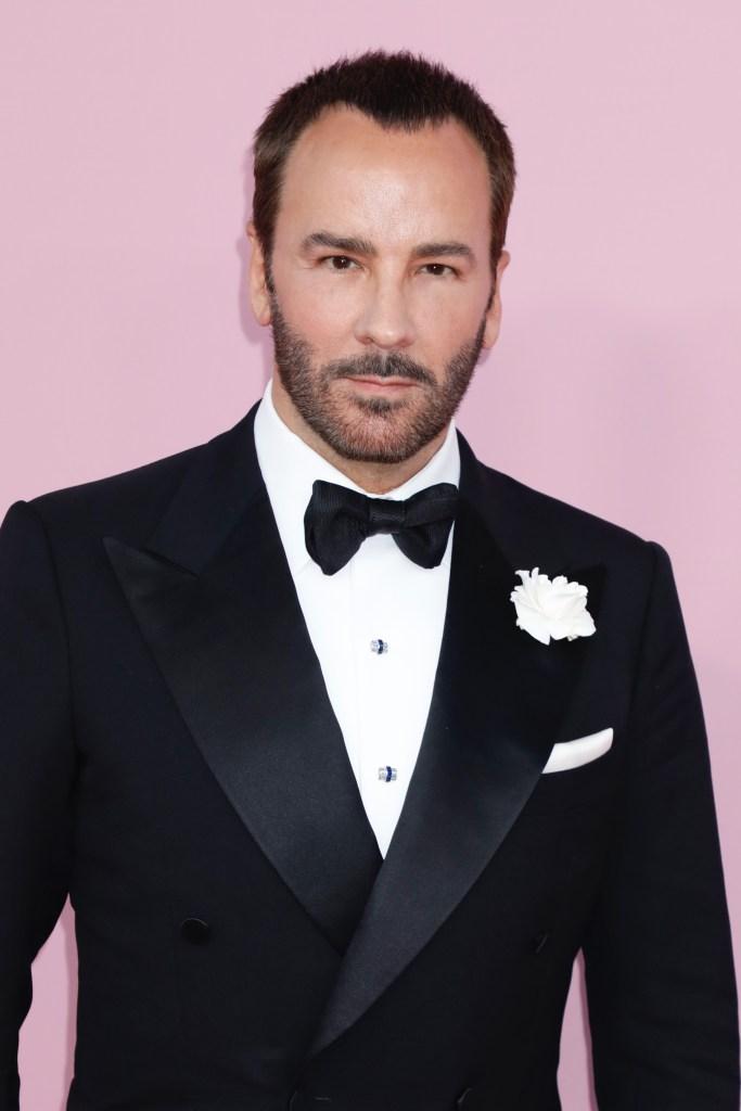 Tom FordCFDA Fashion Awards, Arrivals, Brooklyn Museum, New York, USA - 03 Jun 2019