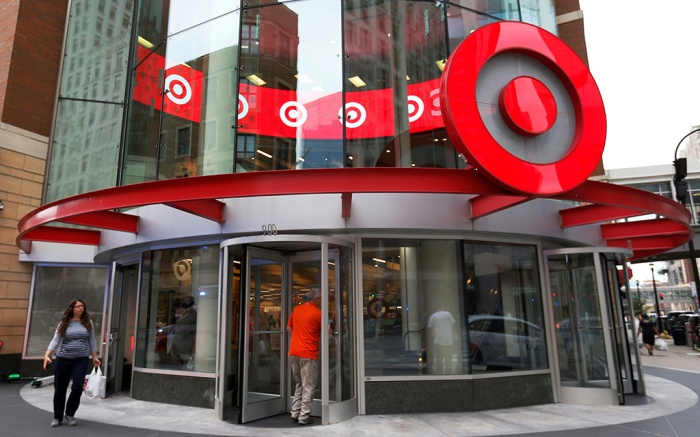 Shoppers visit the downtown Target Store in Minneapolis. Target Corp. reports financial results Wednesday, Aug. 21Earns Target, Minneapolis, USA - 10 Jul 2019