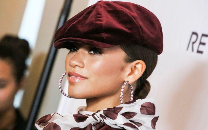 ZendayaThe Daily Front Row Fashion Media Awards, Arrivals, Spring Summer 2020, New York Fashion Week, USA - 05 Sep 2019