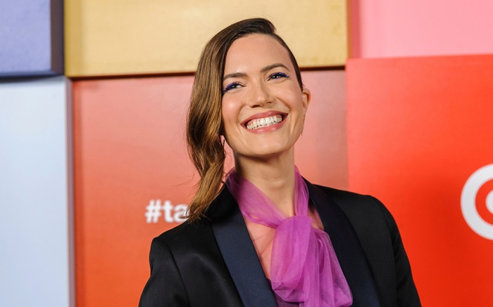 Mandy Moore attends Target's 20th Anniversary Collection launch event at The Park Avenue Armory, in New YorkTarget's 20th Anniversary Collection Launch Event, New York, USA - 05 Sep 2019
