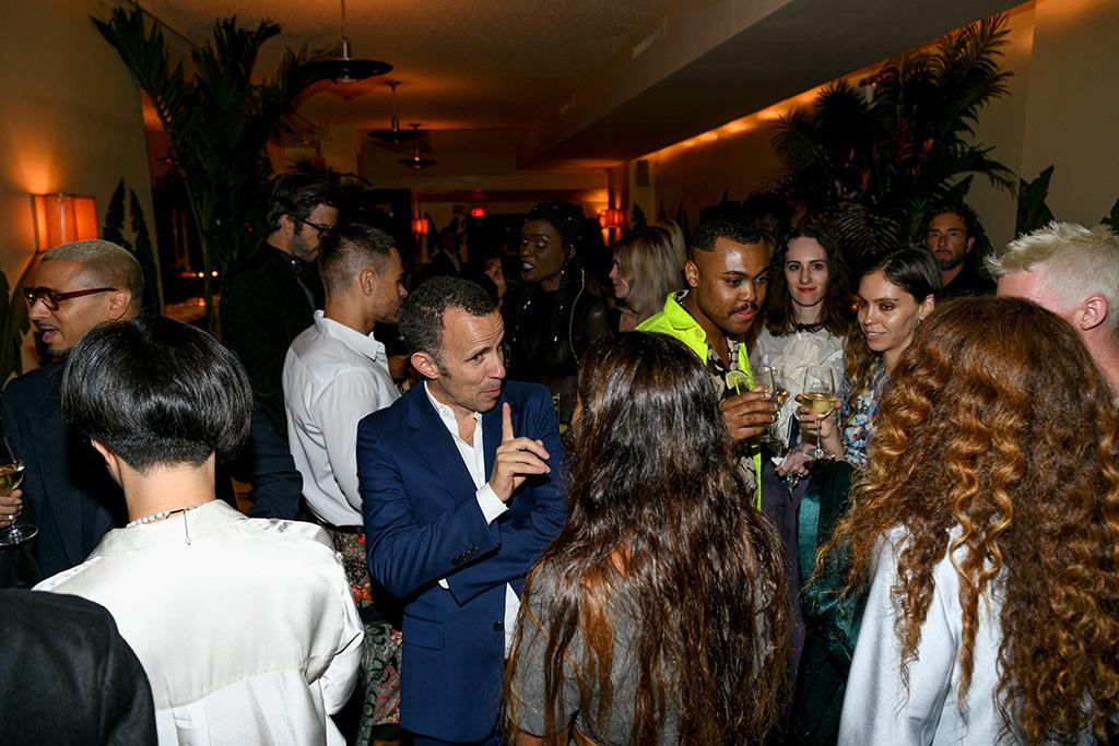 Inside the CFDA NYFW dinner held on September 6, 2019, nyfw parties, spring summer 2020