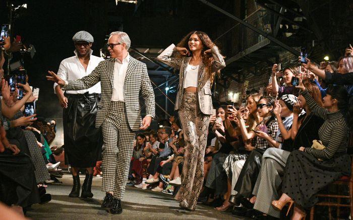 Tommy Hilfiger show, Runway, Spring Summer 2020, New York Fashion Week, USA – 08 Sep 2019