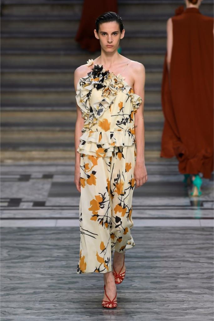 Victoria Beckham, spring 2020, runway, london fashion week