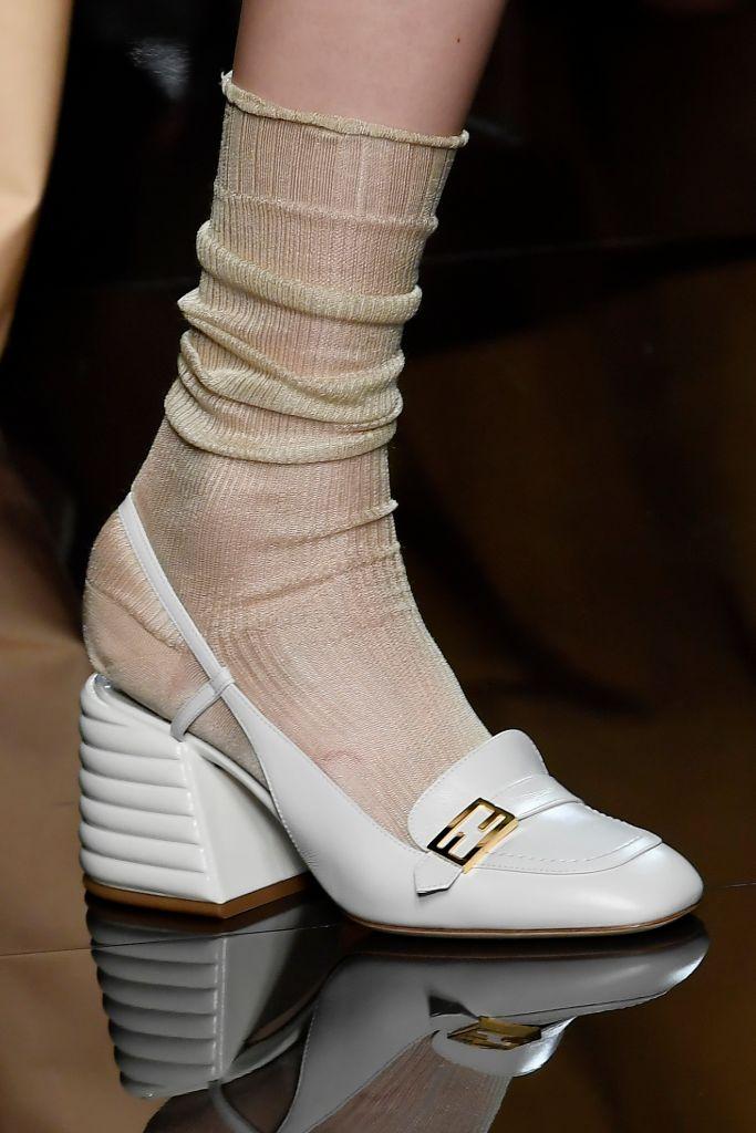 top, 10, shoes, milan, fashion, week, spring, 2020, fendi, mfw