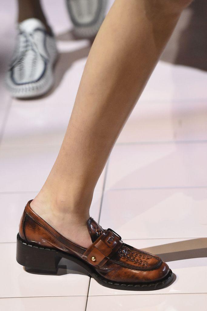 top, 10, shoes, milan, fashion, week, mfw, prada