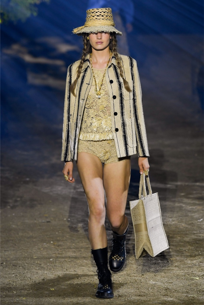 Dior spring '20, Paris Fashion Week.