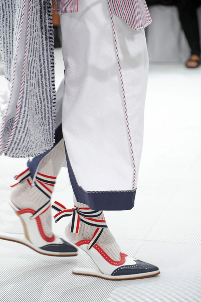 Thom Browne, ss20, paris fashion week