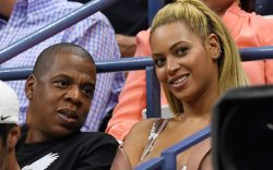 Jay z and Beyonce take their