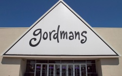 A Gordmans store is seen in