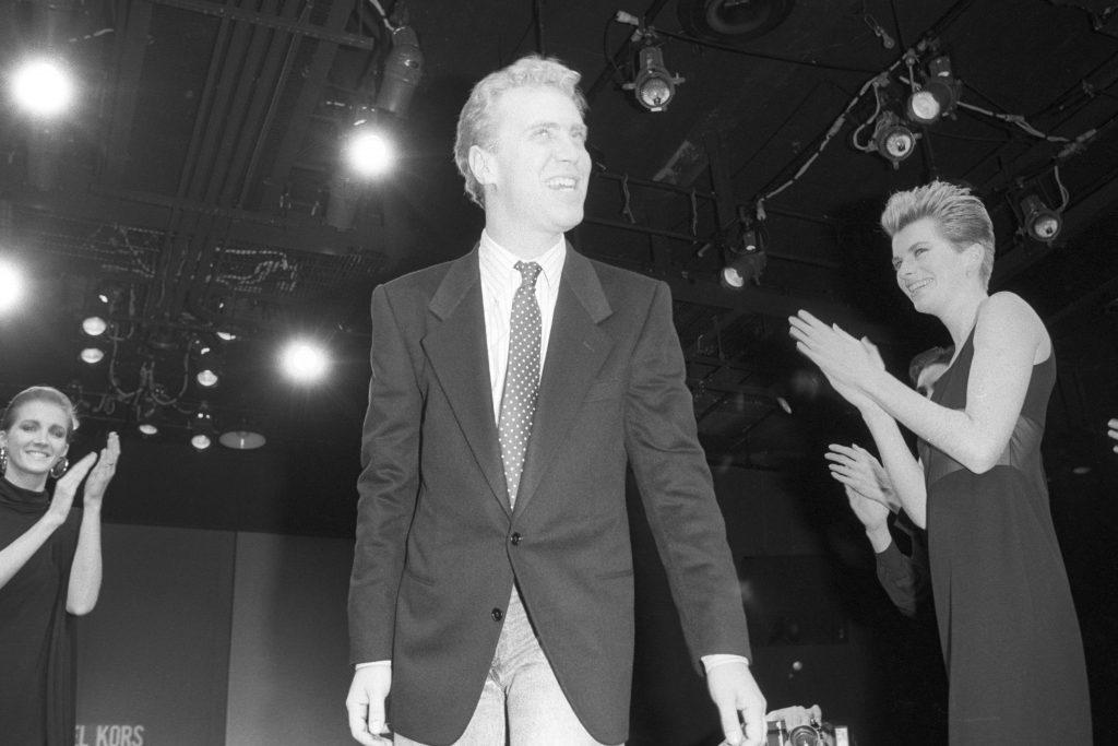 Top American Fashion Designers List Ralph Lauren Bill Blass More Footwear News