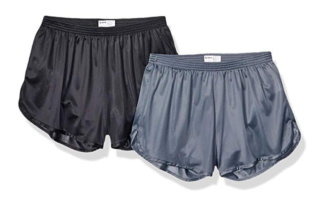 silkies, running shorts, ranger panties, mens