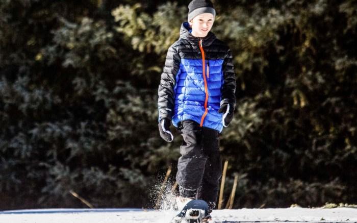 tubbs snowflake snowshoe