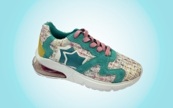 Atlantic Stars, statement sneakers, bold sneaker,
