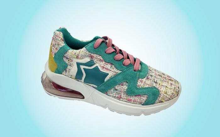 Atlantic Stars, statement sneakers, bold sneaker, textured sneaker